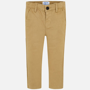 Mayoral Basic Trousers - Maple - Bloom Kids Collection - Mayoral