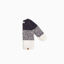 "Miles Baby Color Block ""Oh What Fun"" Knit Sweater"
