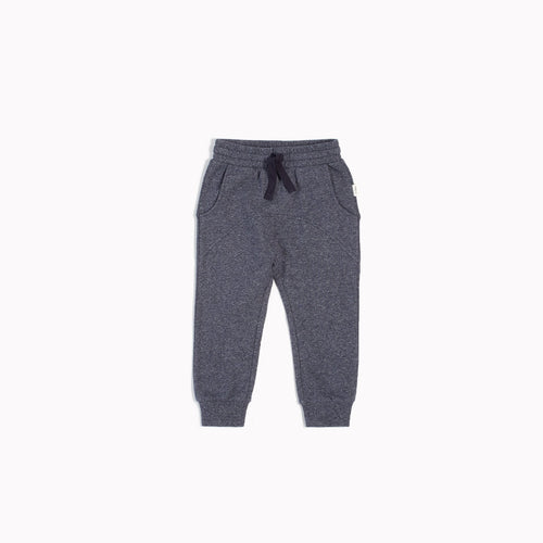 Miles Baby Oh What Fun Joggers - Blue Grey - Bloom Kids Collection - Miles Baby