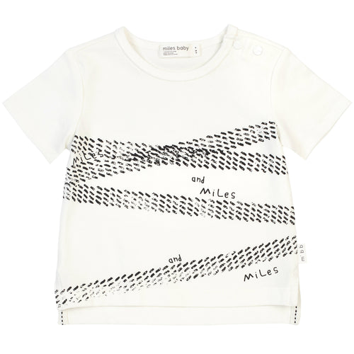 Miles Baby Miles and Miles Tee - Bloom Kids Collection - Miles Baby