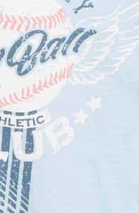 Flapdoodles Graphic Tee 2 Pack - Baseball - Bloom Kids Collection - Flapdoodles