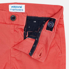 Mayoral Boy Basic Shorts - Coral