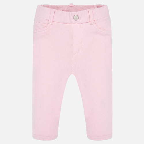 Mayoral Girls Super Skinny Pants - Rose - Bloom Kids Collection - Mayoral