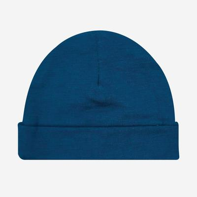 Posh Peanut Infant Beanie - Sailor Blue