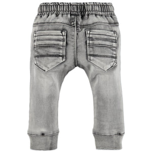 Babyface Boys Jogg Denim - Medium Grey Denim