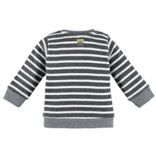 Babyface Baby Boy Sweatshirt - Dark Grey