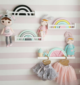 Wooden Rainbow - Pink (PRE-ORDER AVAILABLE) - Bloom Kids Collection - Bloom Kids Collection