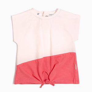 Miles Baby Roland-Garros Coral T-Shirt - Bloom Kids Collection - Miles Baby