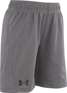 Under Armour Kick Off Solid Short - Carbon Heather