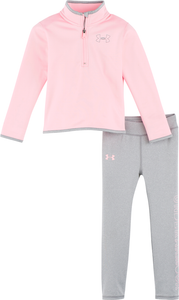 Under Armour Teamster Track Set - Pop Pink