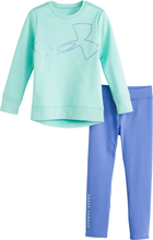 Under Armour Girls Big Logo Tunic Set - Crystal - Bloom Kids Collection - Under Armour