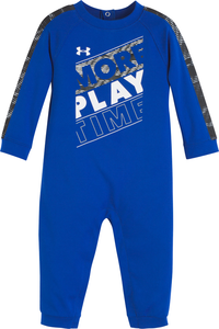 Under Armour More Play Time Coverall - Royal - Bloom Kids Collection - Under Armour