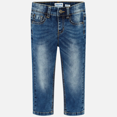 Mayoral Basic Slim Fit Jeans for Boy