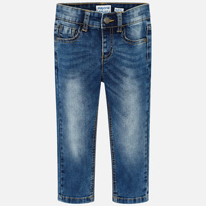 Mayoral Basic Slim Fit Jeans for Boy - Bloom Kids Collection - Mayoral