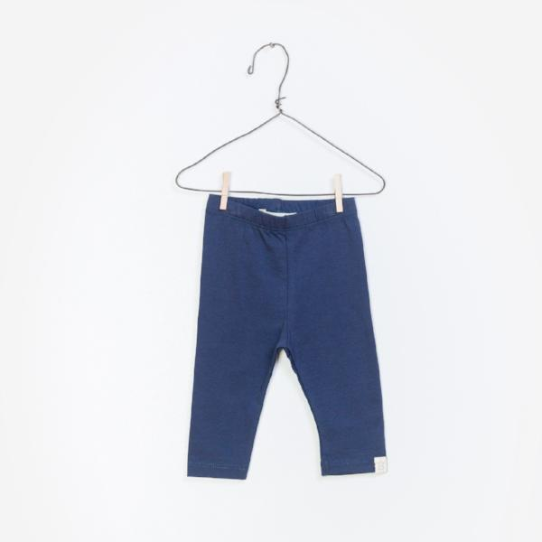 Play Up Lycra Jersey Legging - Navy - Bloom Kids Collection - Play Up