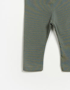 Play Up Lycra Jersey Legging - Olive - Bloom Kids Collection - Play Up