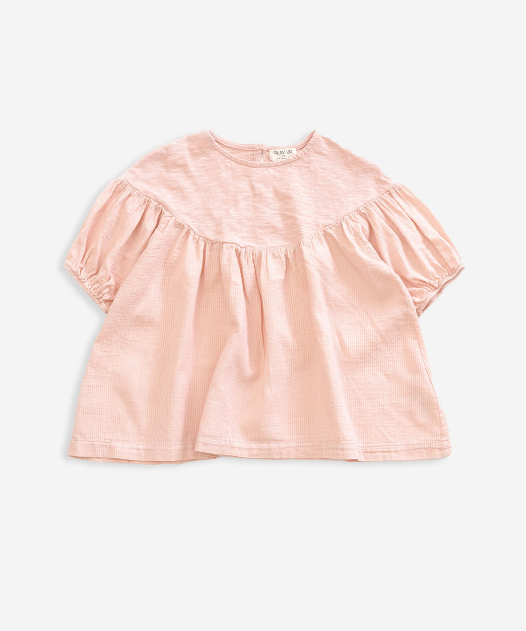 Play Up Short Sleeve Tunic - Coral - Bloom Kids Collection - Play Up