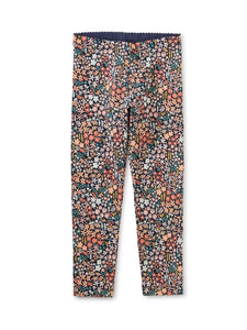 Tea Collection Ditsy Floral Leggings - Mountainside Wildflowers