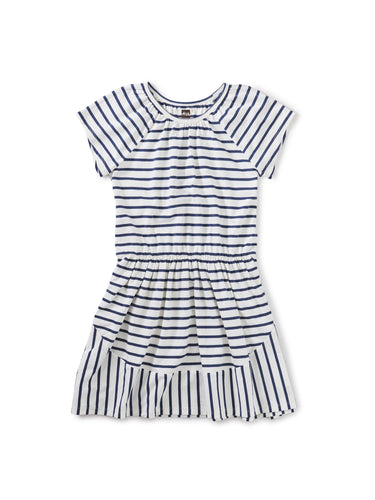 Tea Collection Skip & Hop Dress - Chalk