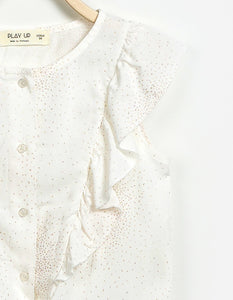 Play Up Woven Tunic - Bloom Kids Collection - Play Up