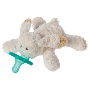 Mary Meyer Oatmeal Bunny Wubbanub - Bloom Kids Collection - Mary Meyer