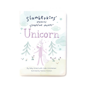 Slumberkins Sleepytime Rhyme Book - Unicorn - Authenticity