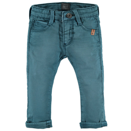 Babyface Boys Pants - Petrol - Bloom Kids Collection - Babyface