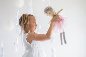 The Doll Kind Peace Doll - Bloom Kids Collection - The Doll Kind