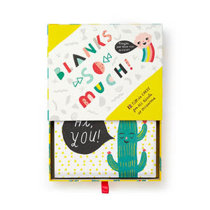 Blanks So Much - Kids Mad Lib Cards - Bloom Kids Collection - Compendium, Inc.