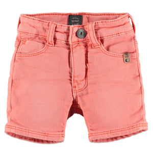 Babyface Boys Shorts - Papaya - Bloom Kids Collection - Babyface