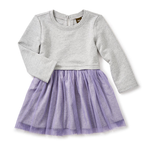 Tea Collection Tulle Skirt Dress Purple 7F32321 Bloom Kids Collection