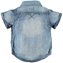 Babyface Stenson Wash Button-Up Shirt - Bloom Kids Collection - Babyface