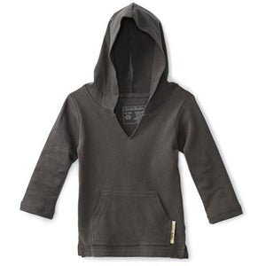 L'ovedbaby Organic Hoodie - Gray - Bloom Kids Collection - L'ovedbaby
