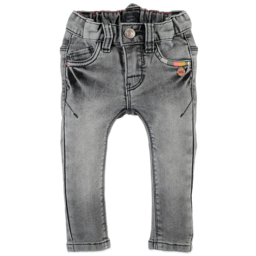 Babyface Girls Slim Fit Jogg Jeans - Antra Denim - Bloom Kids Collection - Babyface
