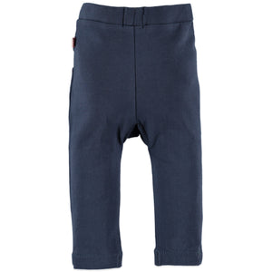 Babyface Baby Girl Legging - Blue Indigo - Bloom Kids Collection - Babyface