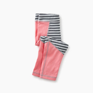 Tea Collection Colorblock Actve Crop Leggings
