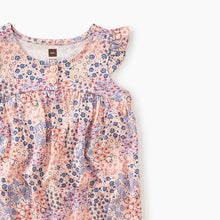 Tea Collection Henley Romper - Bloom Kids Collection - Tea Collection