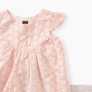 Tea Collection Eyelet Baby Dress - Bloom Kids Collection - Tea Collection