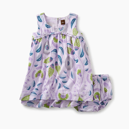 Tea Collection Hi-Lo Baby Dress