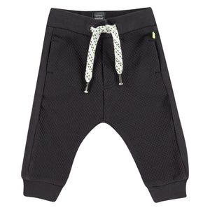 Babyface Baby Boy Sweatpants - Charcoal