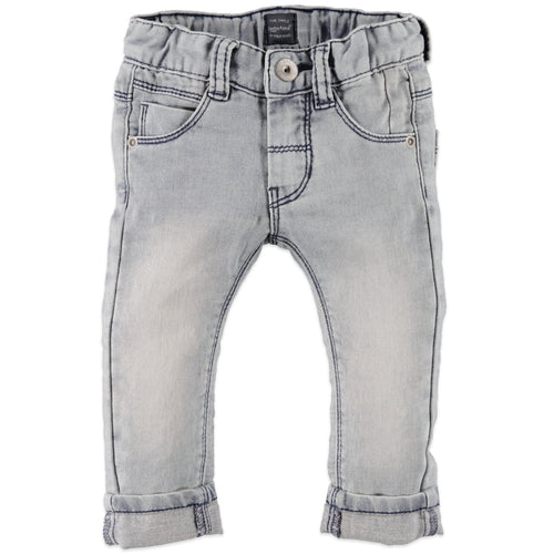 Babyface Boys Jogg Jeans - Faded Blue - Bloom Kids Collection - Babyface