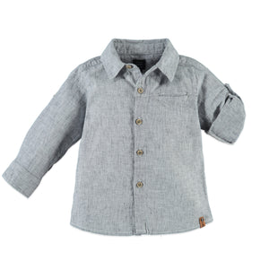 Babyface Boys Long Sleeve Shirt - Antra - Bloom Kids Collection - Babyface