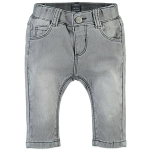 Babyface Baby Boys Jogg Jeans - Light Grey Denim - Bloom Kids Collection - Babyface