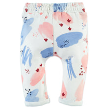 Babyface Baby Girls Sweatpants - Creme - Bloom Kids Collection - Babyface