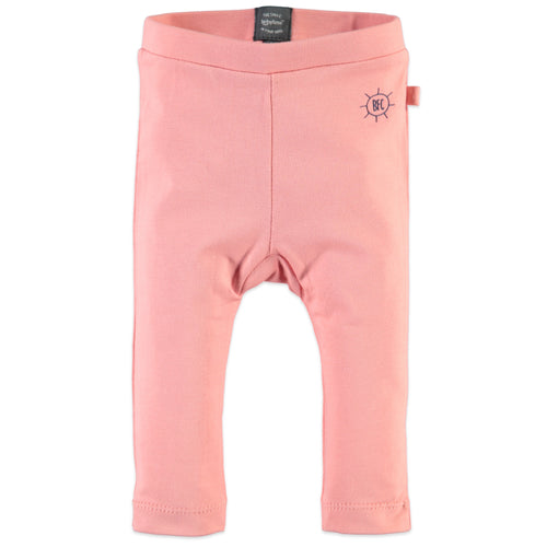 Babyface Baby Girls Legging - Peach - Bloom Kids Collection - Babyface