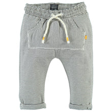 Babyface Girls Striped Sweatpants - Creme - Bloom Kids Collection - Babyface