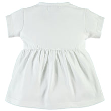 Babyface Girls Decorative Top - Creme - Bloom Kids Collection - Babyface