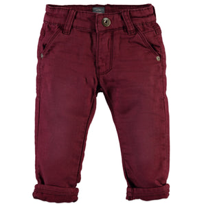 Babyface Boys Pants - Bordeaux - Bloom Kids Collection - Babyface