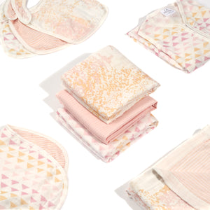 Aden + Anais Silky Soft Swaddles - Metallic Primrose Birch 3-pack - Bloom Kids Collection - Aden + Anais