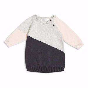 Miles Baby Girl's Sweater Dress - Bloom Kids Collection - Miles Baby